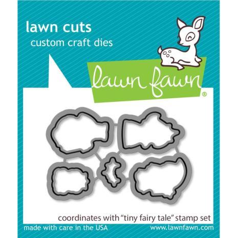 Lawn Fawn Dies - Tiny Fairy Tale