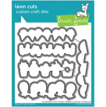 Lawn Fawn Dies - Simply Celebrate Summer