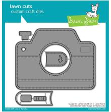 Lawn Fawn Dies - Magic Iris Camera Add-On