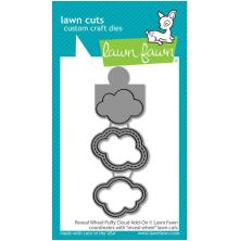 Lawn Fawn Dies - Reveal Wheel: Puffy Cloud Add-On