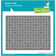 Lawn Fawn Die - Sparkle Backdrop