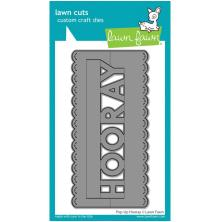 Lawn Fawn Dies - Pop-Up Hooray