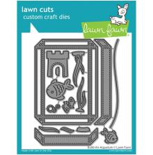 Lawn Fawn Dies - Build-A-Aquarium