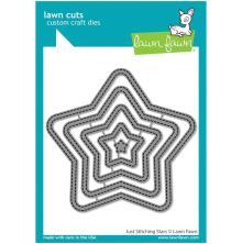 Lawn Fawn Dies - Just Stitching Stars