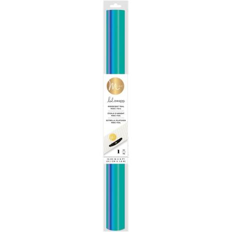 Heidi Swapp Minc Reactive Foil 12.25X6ft - Iridescent Teal
