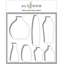 Altenew Stencil 6X6 - Mod Vases