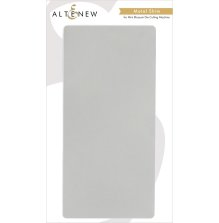 Altenew Mini Blossom Die Cutting Plates - Metal Shim