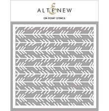 Altenew Stencil 6X6 - On Point