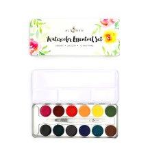 Altenew Watercolor 12 Pan Set - Essential
