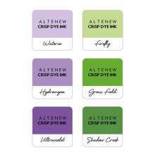 Altenew Dye Inks 6 Mini Cube Set - Blossom Branch