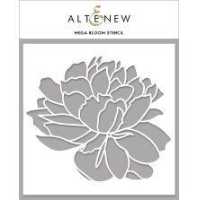 Altenew Stencil 6X6 - Mega Bloom