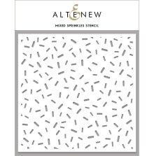 Altenew Stencil 6X6 - Mixed Sprinkles