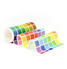 Altenew Washi Tape 108mm - Geo Rainbow