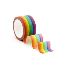 Altenew Washi Tape 24.7mm - Narrow Rainbow