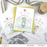 Altenew Clear Stamps 4X6 - Healthcare Heroes