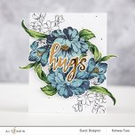 Altenew Clear Stamps 4X6 - Hello and Hugs