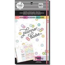 Me & My Big Ideas Happy Planner Accessory Book - Planner Babe