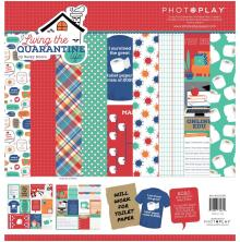 PhotoPlay Collection Pack 12X12 - Living The Quarantine Life