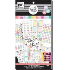 Me & My Big Ideas Happy Planner Sticker Value Pack - Planner Babe