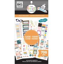 Me & My Big Ideas Happy Planner Sticker Value Pack - Rad Teacher