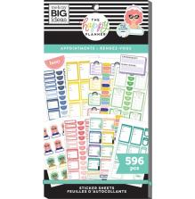 Me & My Big Ideas Happy Planner Sticker Value Pack - Appointments