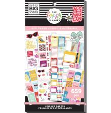 Me & My Big Ideas Happy Planner Sticker Value Pack - Girl Power