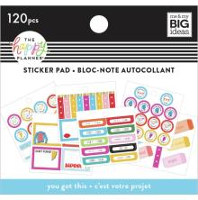 Me & My Big Ideas Happy Planner Tiny Sticker Pad - You Got This Student