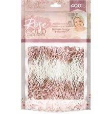 Sara Signature Rose Gold Flower Stamens