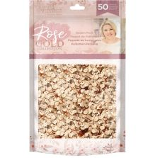 Sara Signature Rose Gold Sequin Pack