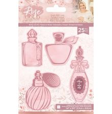 Sara Signature Rose Gold Stamp & Die - Scent with Love