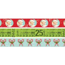 Simple Stories Washi Tape 3/Pkg - Simple Vintage North Pole