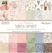 Maja Design 6x6 Paper Pack - Miles Apart
