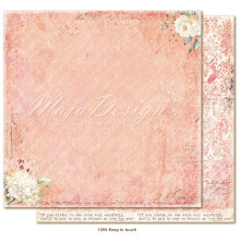 Maja Design Miles Apart 12X12 - Keep in touch