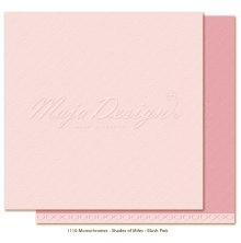 Maja Design Monochromes 12X12 Shades of Miles Apart - Blush Pink