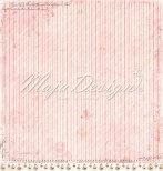 Maja Design Miles Apart 12X12 - Stay positive