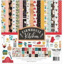 Echo Park Collection Kit 12X12 - Farmhouse Kitchen