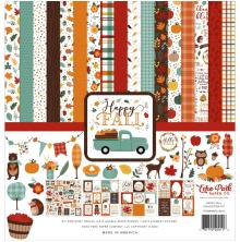 Echo Park Collection Kit 12X12 - Happy Fall