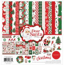Carta Bella Collection Kit 12X12 - Dear Santa