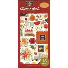 Carta Bella Sticker Book - Hello Autumn