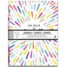 Me & My Big Ideas Happy Planner Journal Books 3/Pkg - Live Creatively