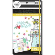 Me & My Big Ideas Happy Planner Accessory Book - Miss Maker