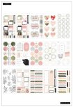 Me & My Big Ideas Happy Planner Sticker Value Pack - Modern Farmhouse 475