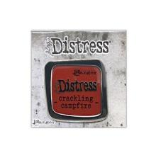 Tim Holtz Distress Enamel Collector Pin - Crackling Campfire