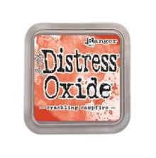 Tim Holtz Distress Oxide Ink Pad - Crackling Campfire