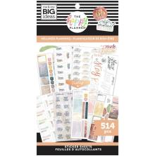 Me & My Big Ideas Happy Planner Sticker Value Pack - Wellness Planning 514
