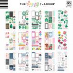 Me & My Big Ideas Happy Planner Sticker Value Pack - Color Story 497