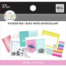Me & My Big Ideas Happy Planner Tiny Sticker Pad - Spring