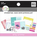 Me & My Big Ideas Happy Planner Tiny Sticker Pad - Spring