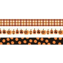 Simple Stories Washi Tape 3/Pkg - Boo Crew
