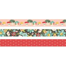 Simple Stories Washi Tape 3/Pkg - Apron Strings